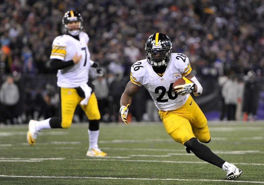 18. Steelers (5-7) Last week: 16  Steelers enter home game vs. Miami one game out of last AFC wild-card spot. They can't afford to lose. Photo: Gail Burton, Associated Press