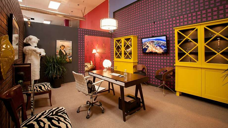 "San Francisco's Avalon Ballroom got an MTV-style redo for the upcoming season of ""Real World."" Photo: Pete Yang / MTV"