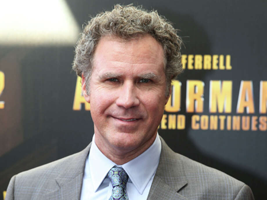 "Will Ferrell arrives for the Australian premiere of his movie ""Anchorman 2"" in Sydney, Australia, Sunday, Nov. 24, 2013. Photo: Steve Christo, AP / AP"