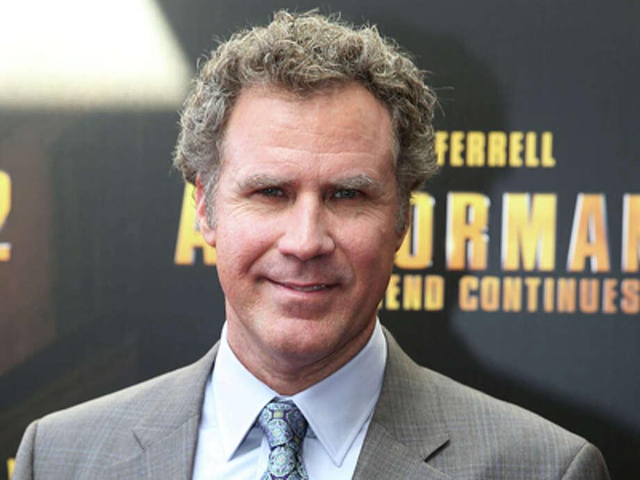"Will Ferrell arrives for the Australian premiere of his movie ""Anchorman 2"" in Sydney, Australia, Sunday, Nov. 24, 2013. Photo: Steve Christo, AP / AP"
