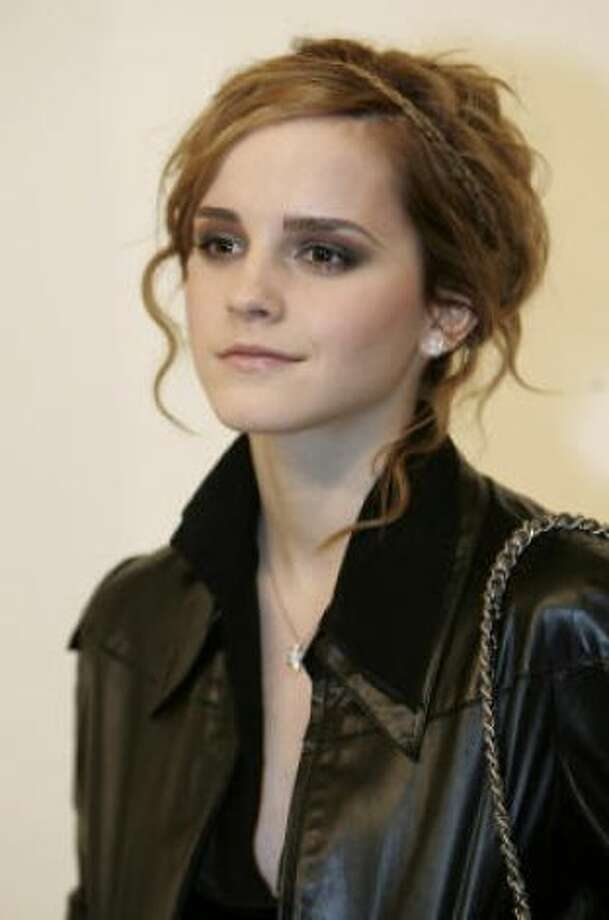 No. 2: Emma (Emma Watson)