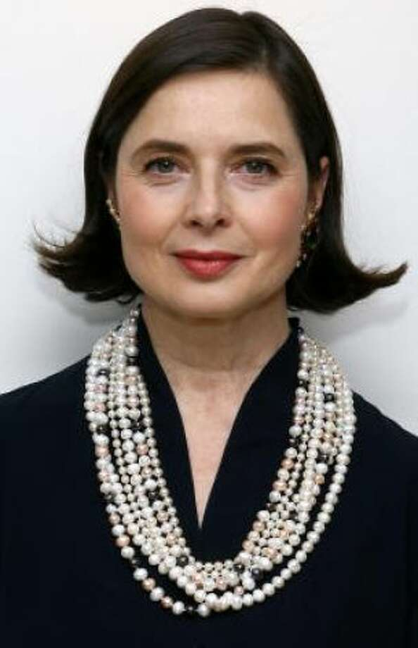 No. 4: Isabella (Isabella Rossellini)  Origin: Hebrew  Meaning: Devoted to God