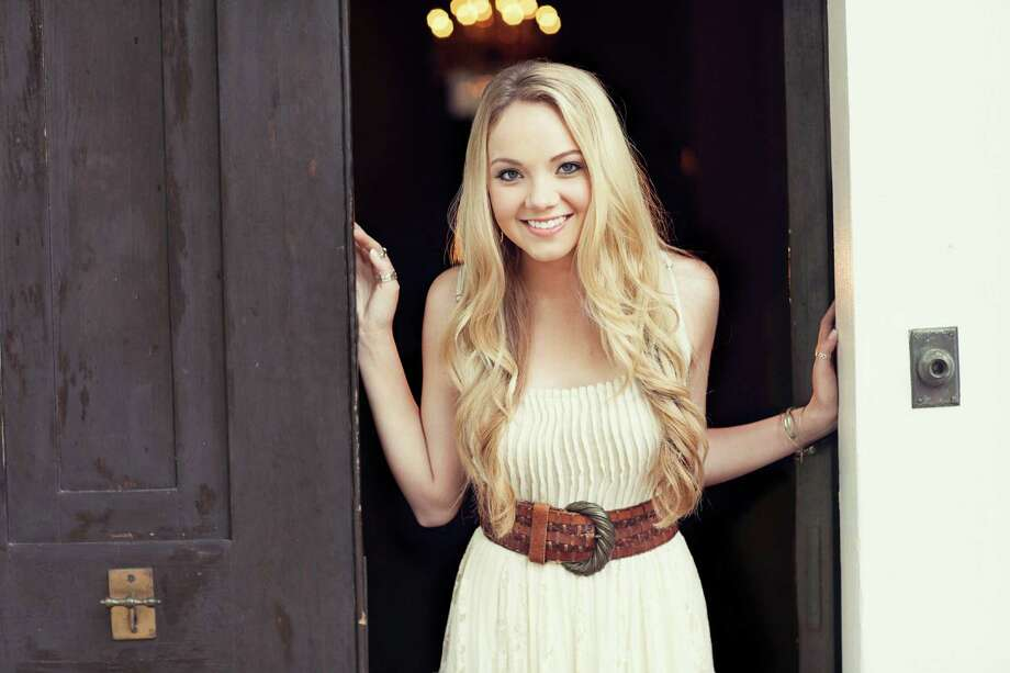 """The Voice"" winner Danielle Bradbery hails from Cypress. Photo: Amy Fucci Photo"