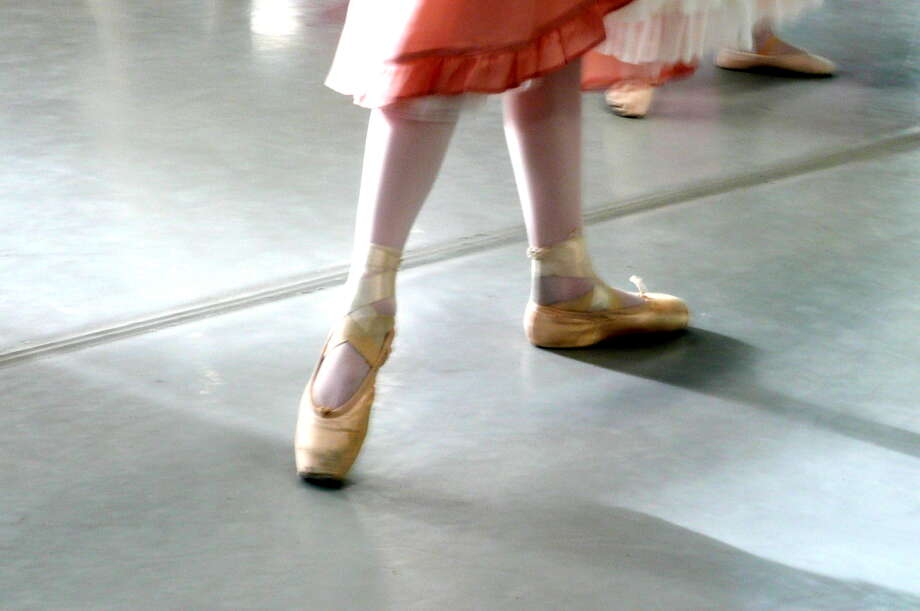 """Students of the Greenwich Ballet Academy had their first dress rehearsal of """"The Nutcracker"""" ballet on November 30, 2013 in their Port Chester, N.Y. studio in preparation for their December 7-8 performances at the Greenwich High School Auditorium. Photo: Picasa, Anne W. Semmes"""