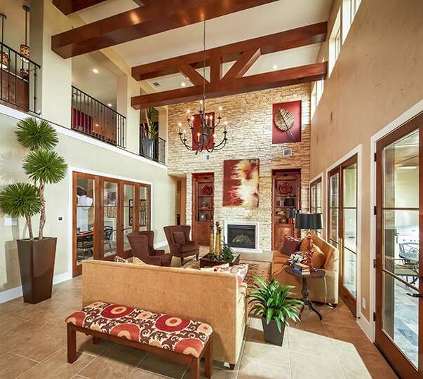 """Model Homes: Partners In Building's """"Modern Hill Country"""" Model Home In"""