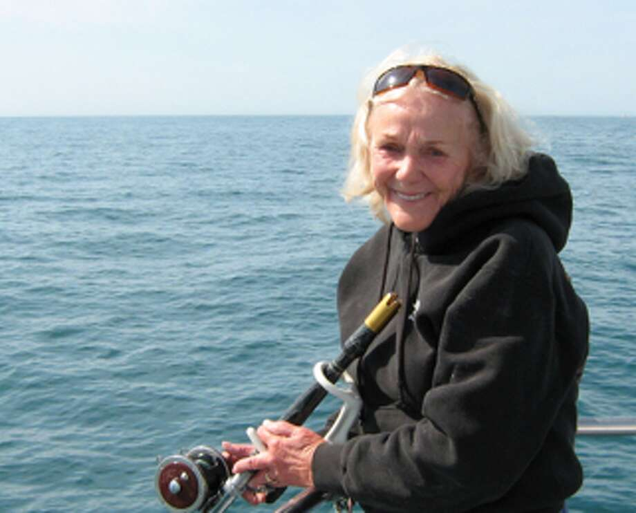 Jacqueline Douglas, 2013,  San Francisco party boat skipper and fishery conservation leader