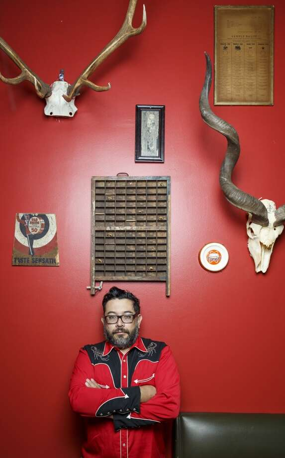 Josh MartinezFrom food truck entrepreneur to 1-star restaurateur, Martinez continues to experiment and evolve while helping revitalize the downtown restaurant scene. Martinez first billed Goro & Gun as a ramen shop, but it has since grown into something much more interesting. Photo: Michael Paulsen, Houston Chronicle