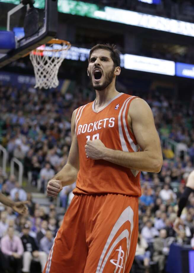 Omri CasspiIsraeli basketball player Omri Casspi signed with the Houston Rockets for the 2013 season. When he debuted with the Sacramento Kings in 2009, he was the first Israeli to play an NBA game. He was invited to the White House in November for the national menorah lighting ceremony. And, some Houston business owners claim he is the nicest guy on the team. Photo: Rick Bowmer, Associated Press