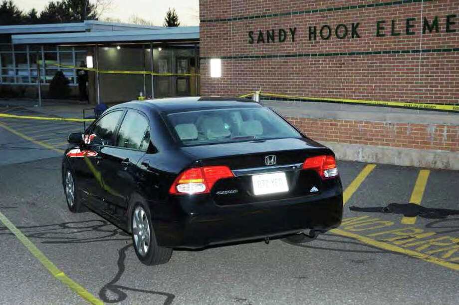 Photos of Sandy Hook Elementary School pulled from the Report of the StateâÄôs Attorney for the Judicial District of Danbury on the Shootings at Sandy Hook Elementary School and 36 Yogananda Street, Newtown, Connecticut on December 14, 2012. Photo: Contributed Photo / Connecticut Post Contributed