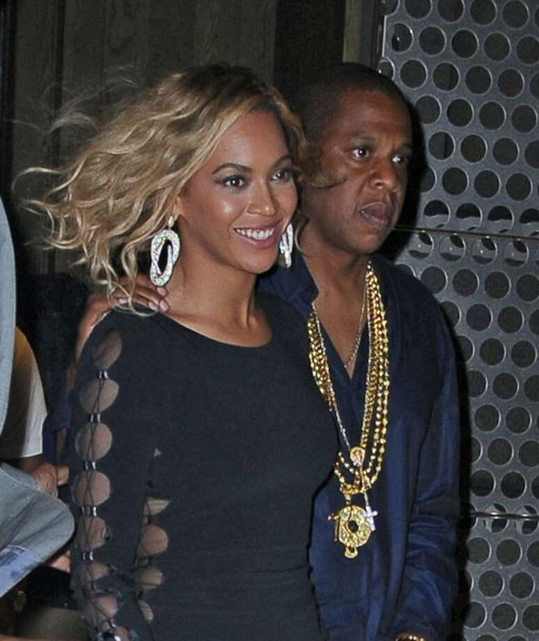 """Three of a kind:Jay-Z raps about """"reppin' that Third,"""" another Third Ward reference, during """"Drunk in Love."""""""