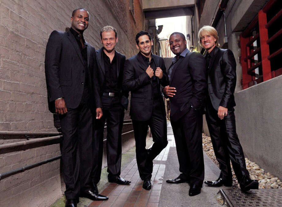 Rockapella will perform at The Ridgefield Playhouse on Thursday, Dec. 12. Photo: Contributed Photo / The News-Times Contributed