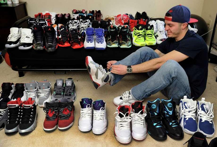 000e11fb2881 Are you a sneakerhead  - Connecticut Post