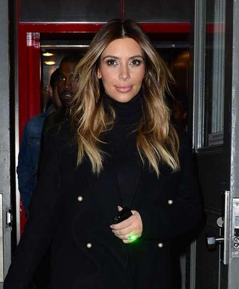 Yahoo #2: Kim Kardashian    Pro tip: The Kardashian's will never go away if we keep searching for them. Photo: James Devaney, WireImage / 2013 James Devaney
