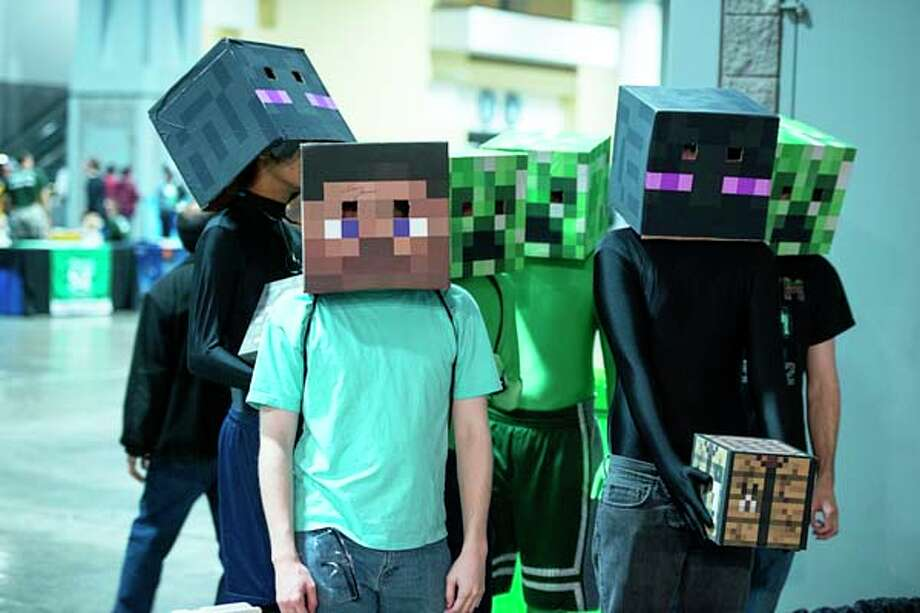 Yahoo #4: Minecraft