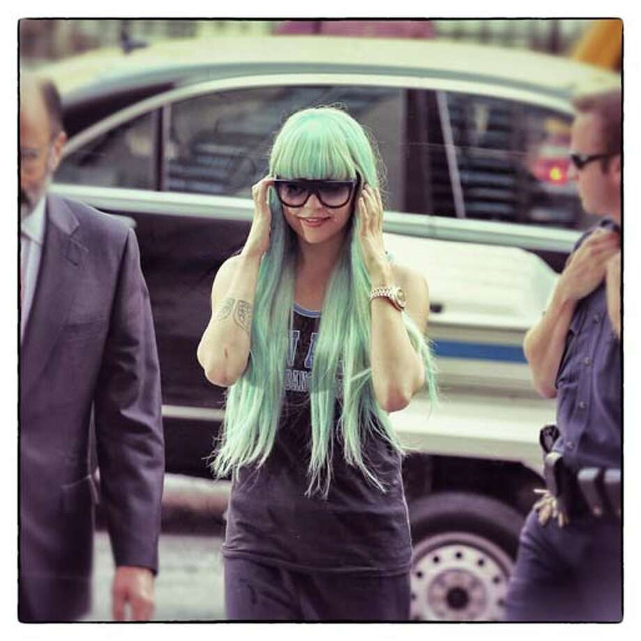 Yahoo #7: Amanda Bynes