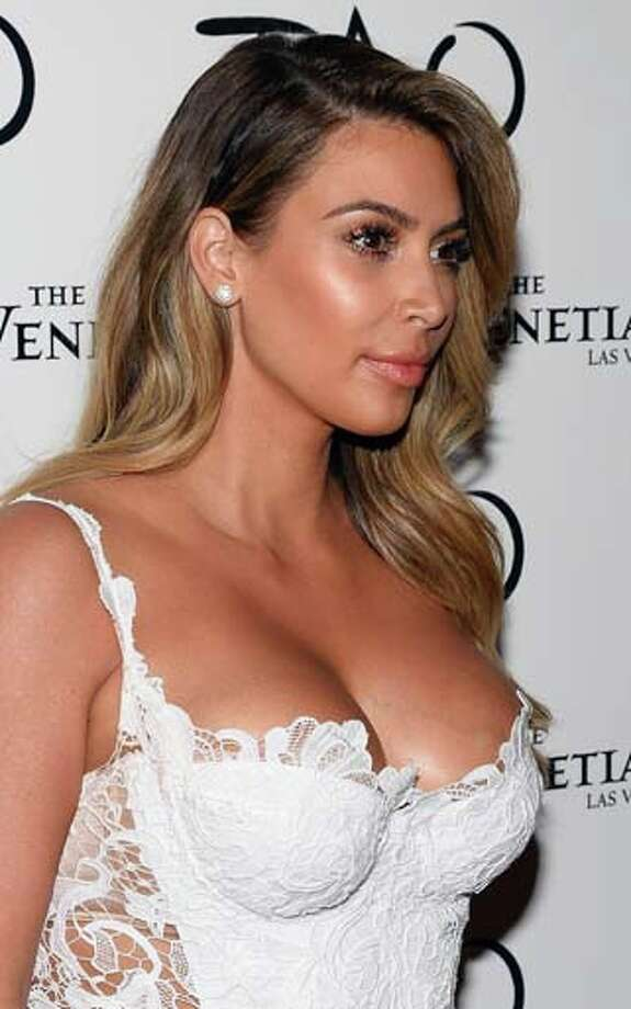 Bing people #2: Kim Kardashian   Seriously people, we need to stop searching for her. Photo: Ethan Miller, Getty Images / 2013 Getty Images