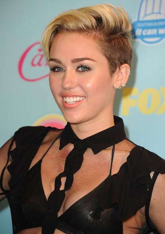 Bing people #9: Miley Cyrus