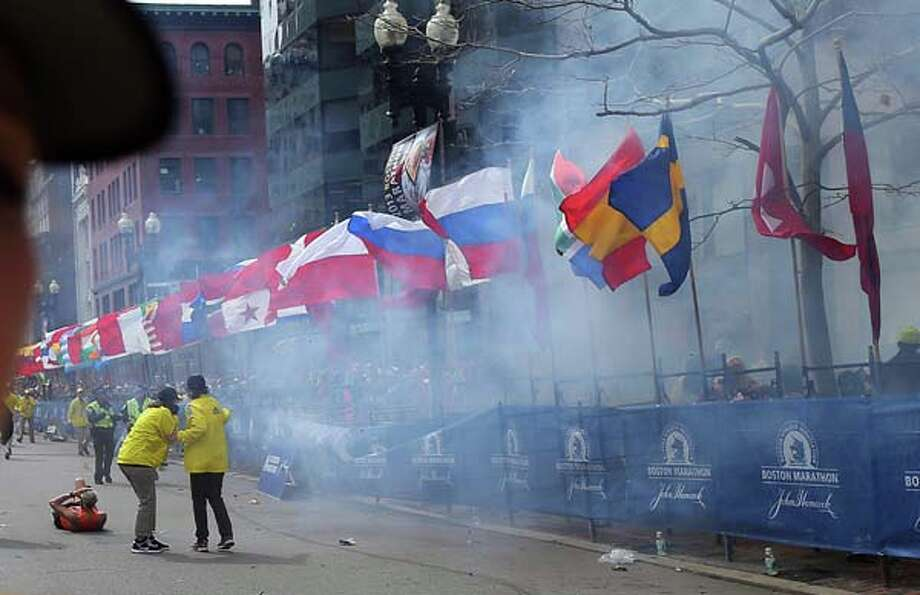 Bing #2: Boston Marathon Bombing