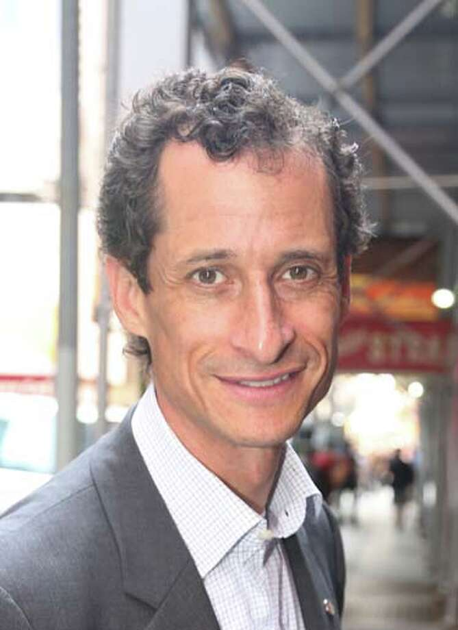 Bing news #8: Naughty politician Anthony Weiner.