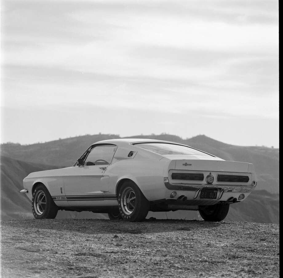 1967Ford Mustang Shelby GT350 Photo: SIM Via Getty Images