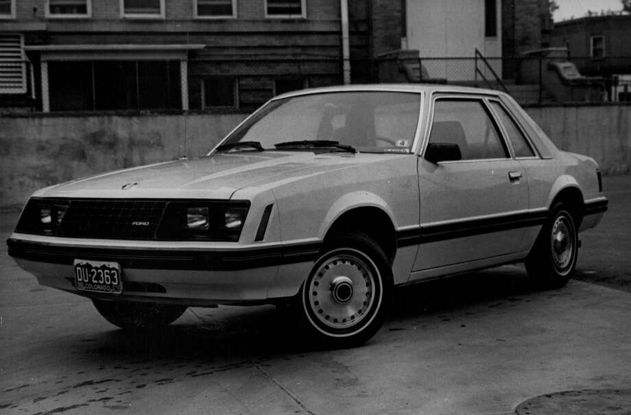 1981 Ford Mustang Photo: Denver Post Via Getty Images
