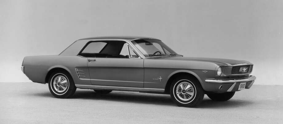 1966 Ford Mustang Notchback Photo: Getty Images