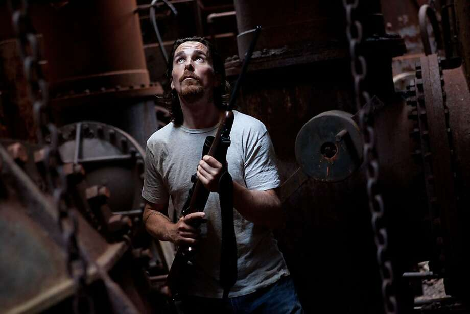 "Christian Bale leads a strong cast in ""Out of the Furnace."" Photo: Kerry Hayes, Relativity Media"