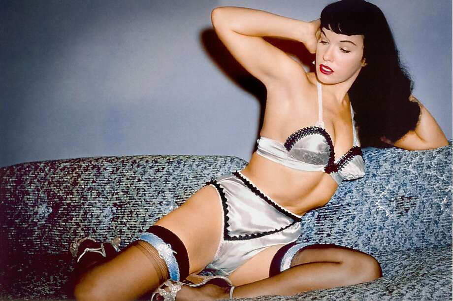 Bettie Page was an interesting woman with an intriguing, perhaps groundbreaking, career for the 1950s. But did she start the sexual revolution? Photo: Music Box Films