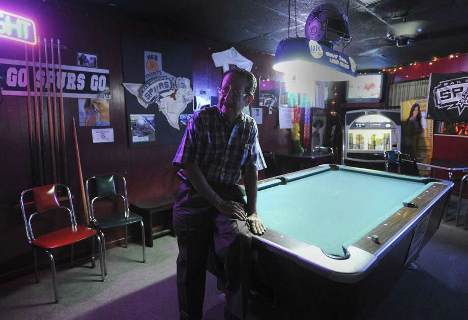 Tony Lopez, owner of Tony's, will host Los Chac-ales Del Norte on Saturday from 8 p.m. to midnight. Photo: Express-News File Photo