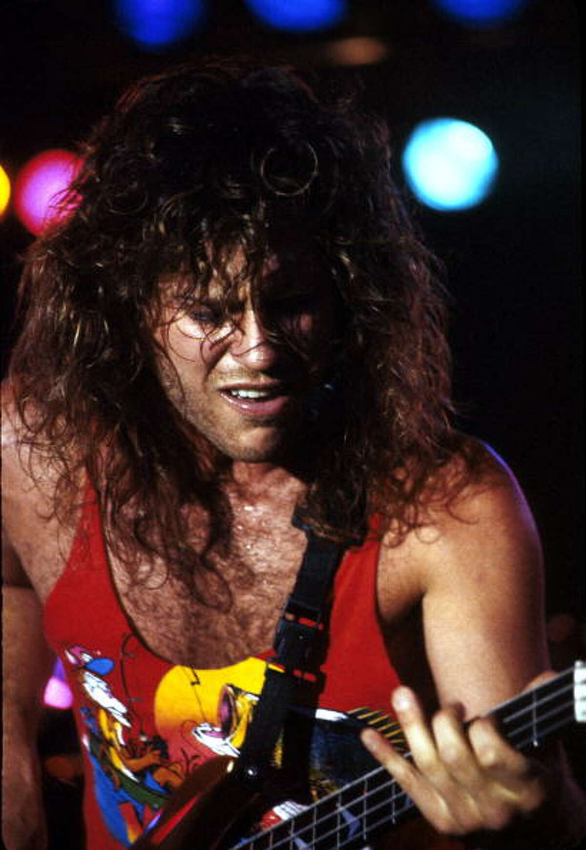 Winger- Known for their hit song,