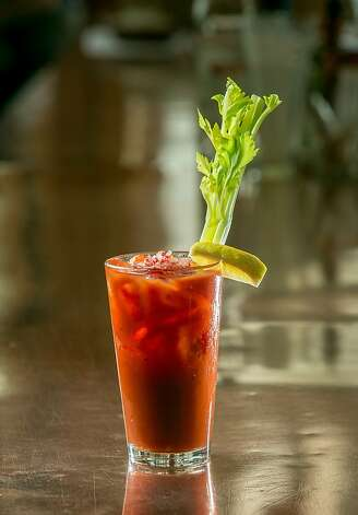 The Balsamic Bloody Mary at the Zuni Cafe..Photo: John Storey, Special ...