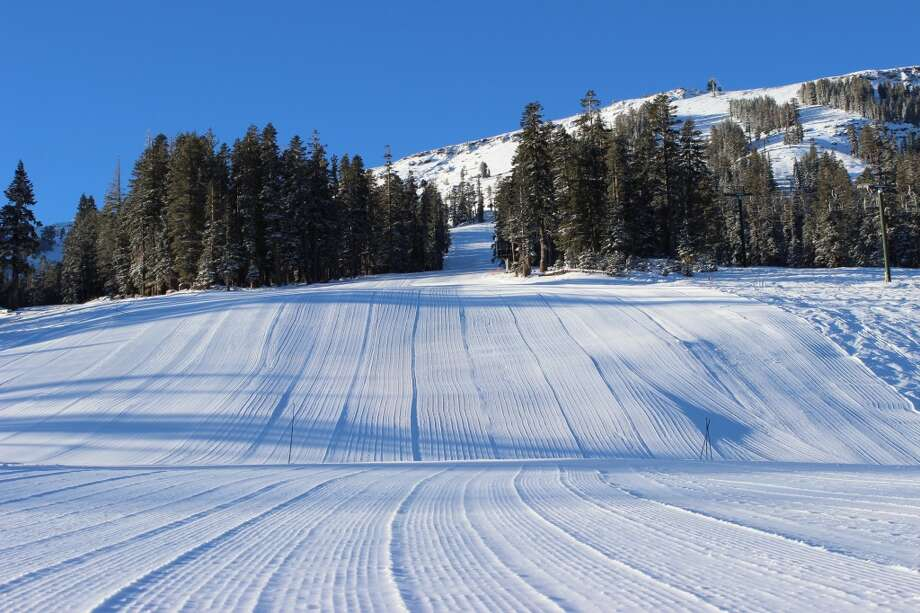 At 2 p.m. Wednesday at Kirkwood, ready to increase terrain available by weekend