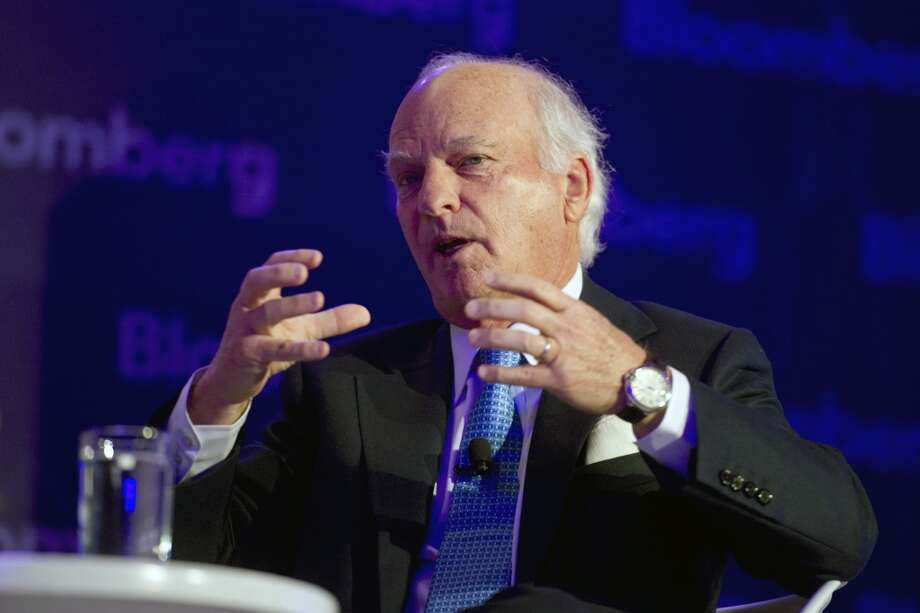 41. George Roberts, co-chief executive officer of KKR & Co. LP, appeared at number 41 on the Top 50 Givers list, putting him at number eight on our list of Bay Area philanthropists. According to Forbes, Roberts donated $40.3 million (0.9% of his wealth) to his alma mater, Claremont McKenna College in Los Angeles and the Roberts Enterprise Development Fund. BusinessWeek reports that Roberts is also a board member for the San Francisco Symphony, the San Francisco Ballet, and the Museum of Fine Arts.  Last year, Roberts reportedly donated $40 million to Claremont McKenna College. Photo: Daniel Acker, Bloomberg