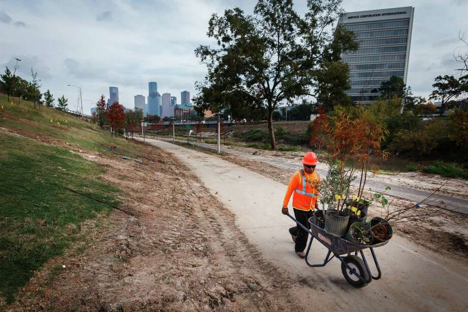 Houston has many generous foundations that have given millions to various projects like the Buffalo Bayou Park pictured above.These are the top 30 most generous organizations in the Bayou City. Photo: Michael Paulsen, Houston Chronicle / © 2013 Houston Chronicle