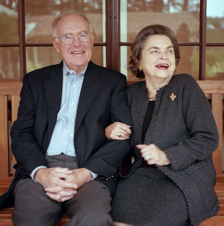 Gordon Moore and his wife, Betty Moore, co-founders of the  Gordon and Betty Moore Foundation, reached the number 10 spot on the Forbes Top 50 list. If you've been keeping score, that means the Moores are the second most charitable Bay Area residents.  Forbes reports the Intel co-founder's charity program funds scientific research, environmental conservation, and patient care. The Gordon and Betty Moore Foundation also provides grants to universities around the nation. In 2012, the foundation renovated the energy and sustainability laboratories at the California Institute of Technology and funded new ways to study Zooplankton at the University of California, San Diego, to name a few. Photo: SUSANNA FROHMAN, AP