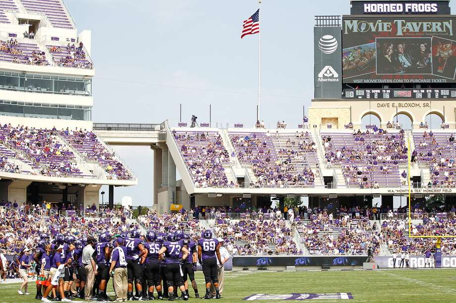 Texas Christian University Liquor-related disciplinary actions and arrests: 747Drug disciplinary actions and arrests: 89 Photo: Getty Images