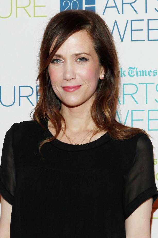 """Bridesmaids"" actress/writer Kristen Wiig took the title of Sexiest Celebrity Vegetarian in 2011. Photo: Cindy Ord, Getty Images / 2012 Getty Images"
