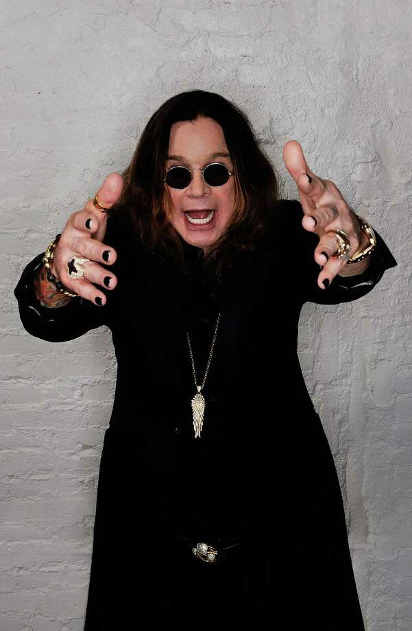 Infamous heavy metal singer Ozzy Osbourne and his son Jack Osbourne will stop by the famous Kreuz Market in Lockhart on Nov. 3, pitmaster Roy Perez wrote on Facebook on Tuesday. Photo: Larry Busacca, 2011 Getty Images / 2011 Getty Images