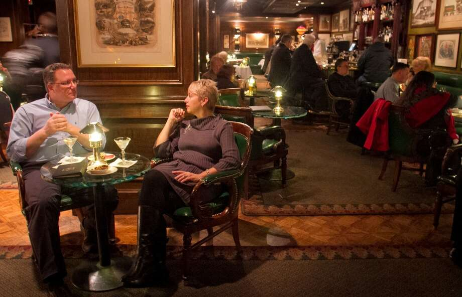 A happy ending came to Nob Hill's swanky Big 4, which got a stay of execution from its new owners, perhaps thanks to an outcry of localsupport. Photo: John Storey, Special To SF Chronicle