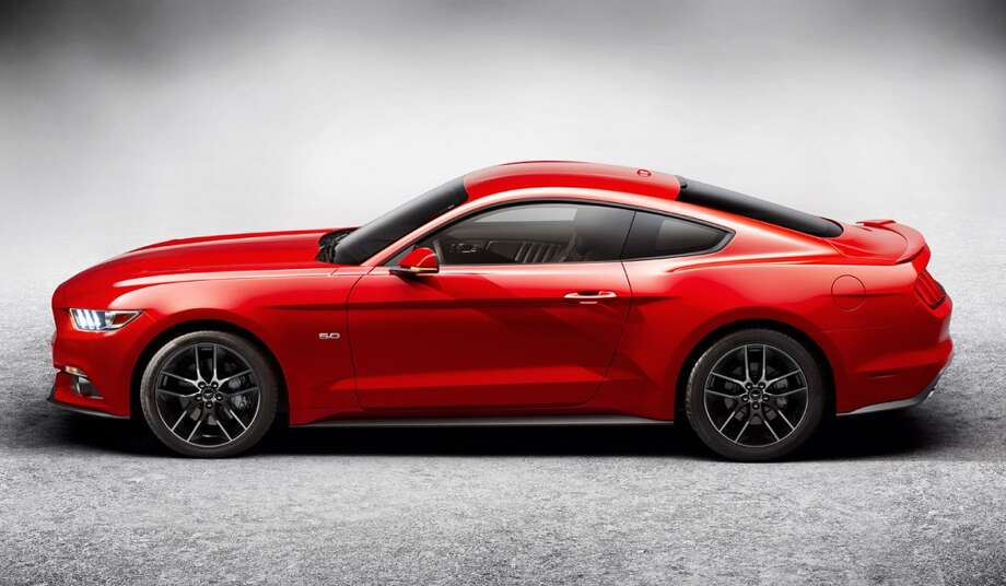 7. 2014 Ford MustangMSRP: Starting at $20,335Source: KBB Photo: Ford Motor Company
