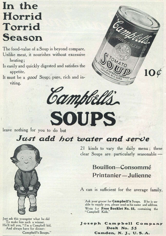 The Campbell's kids have been around for a long time, and are still saying the soup's 