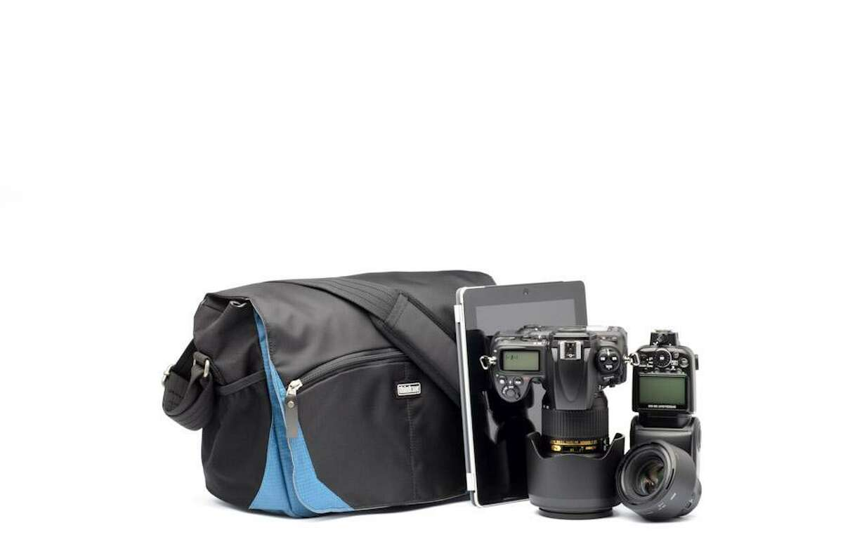 The CityWalker 10 camera bag by Think Tank Photo.