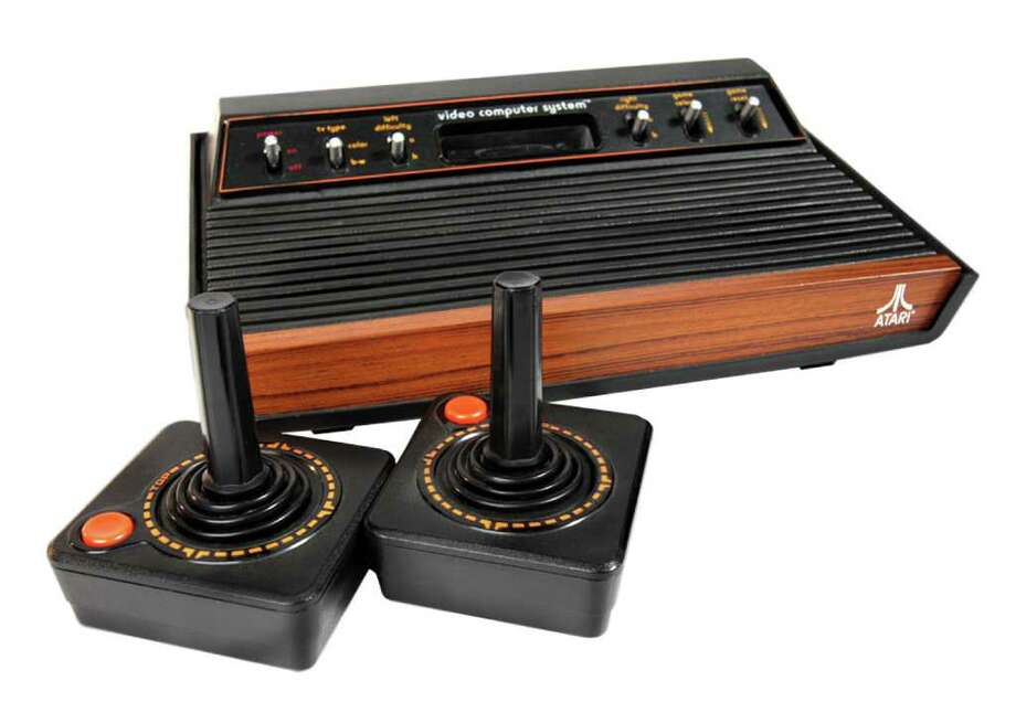 This artifact, sure to be featured at a video game museum, is an Atari 2600, a gaming console from the 1980s. Photo: Getty Images