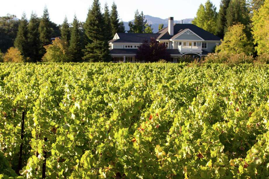 Duckhorn, along the Silverado Trail in Napa Valley, has always been synonymous with merlot but now turns out a full lineup of Bordeaux varietals. Photo: Brett Coomer, Staff / © 2013 Houston Chronicle
