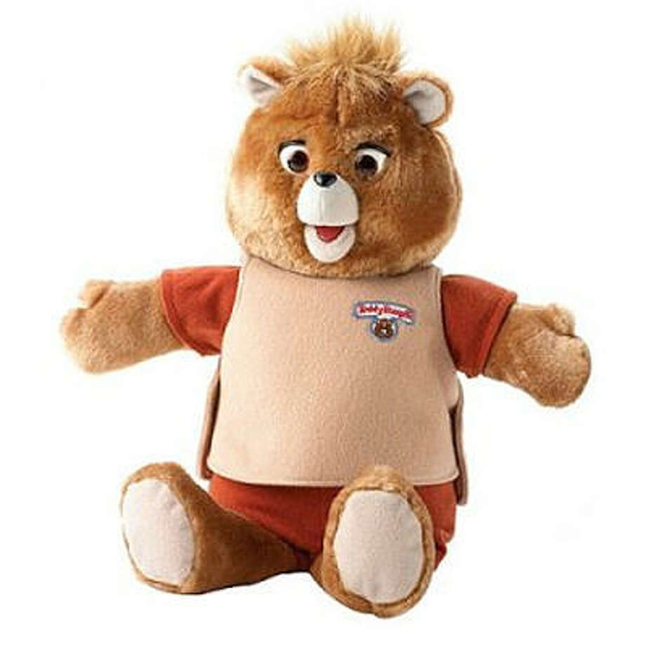 The debut of Teddy Ruxpin was the peak of human civilization for any kid in the1980s. Photo: Hasbro
