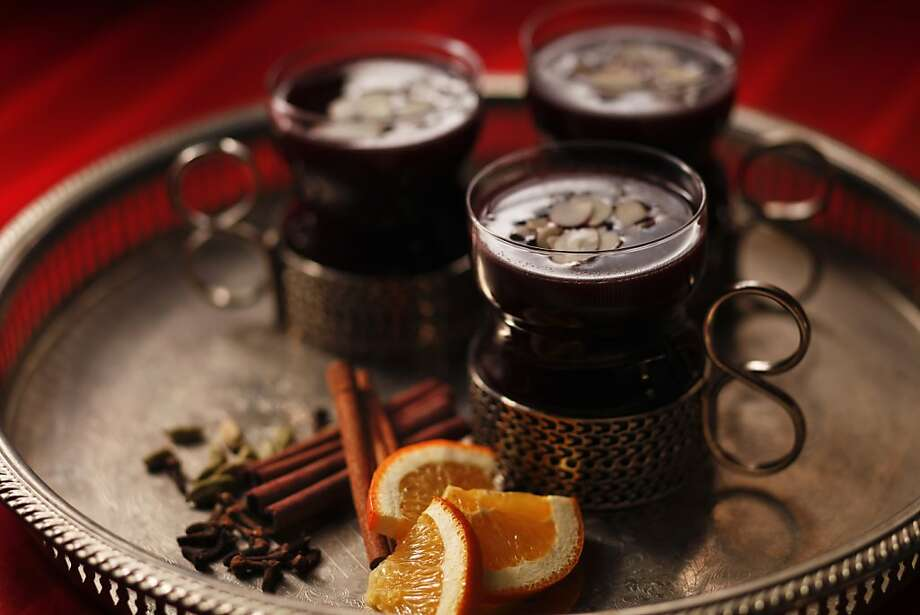 Glogg (Mulled Wine). Photo: Craig Lee, Special To The Chronicle