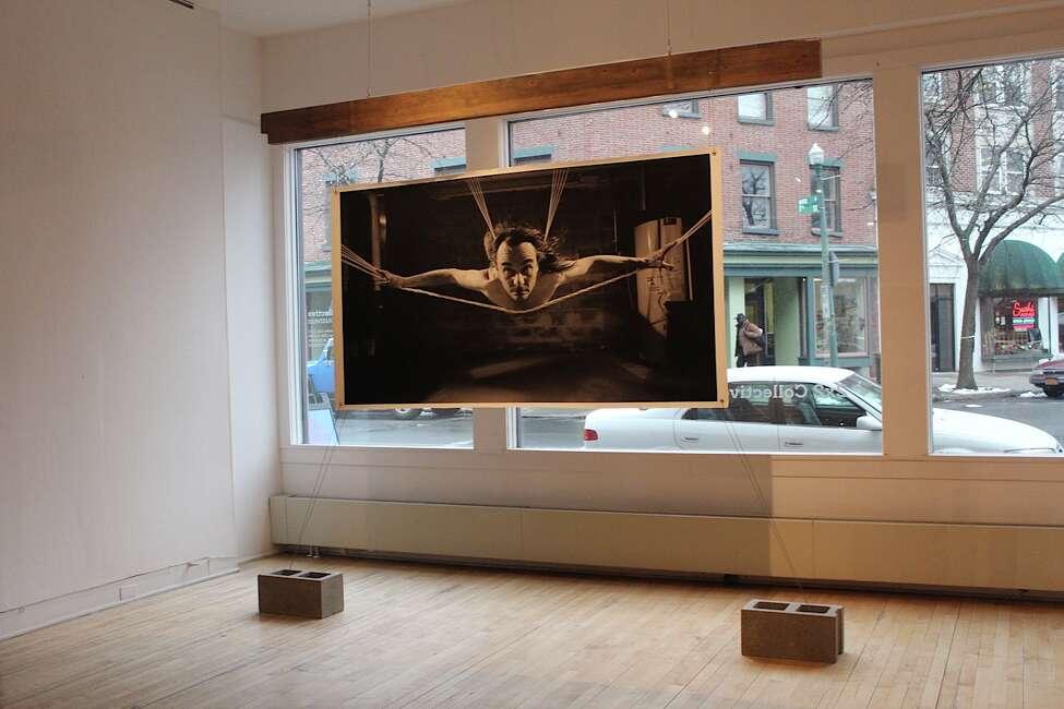 Ben Altman, White Flight #1, 2013, archival inkjet print