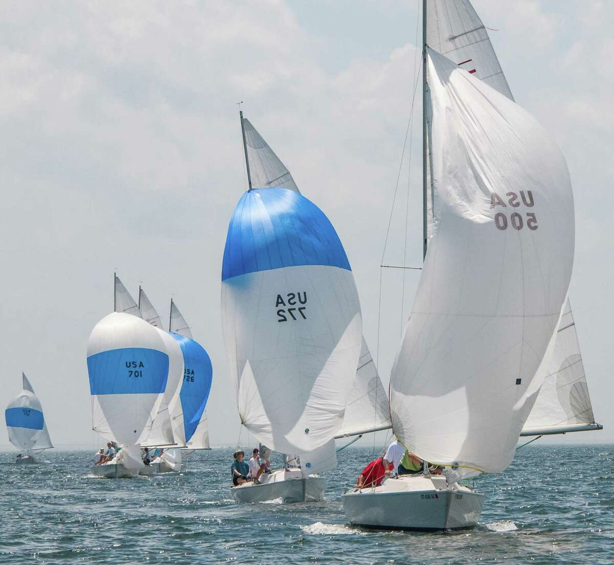 The Noroton Yacht Club recently concluded its season.
