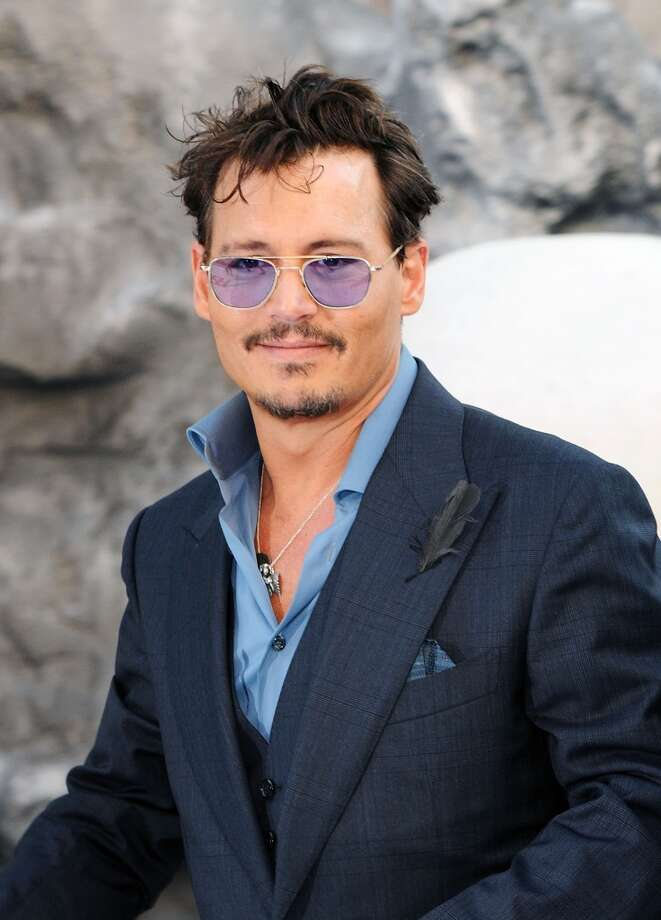 Worst: Johnny DeppDear Johnny Depp, we have had a crush on you for so many years. But now we can hardly look at you anymore. Please, please, please stop wearing the purple sunglasses. You're ruining it for everyone. Photo: Eamonn M. McCormack, Getty Images