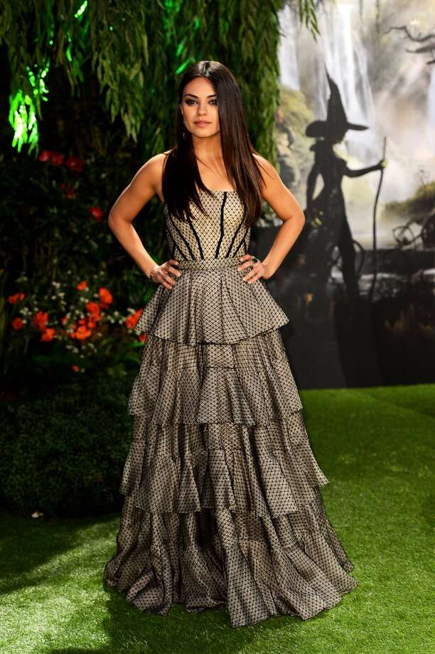 Best: Mila Kunis